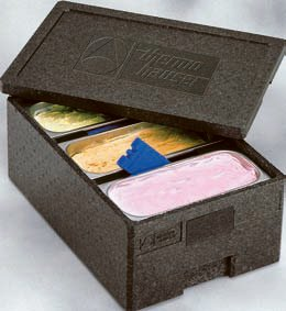 Transport Box Ice Cream